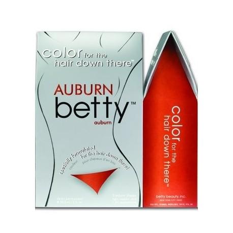 Betty Beauty kit Coloración - Tintes para vello púbico, pubis