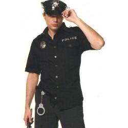 Traje Uniforme de policía para hombre