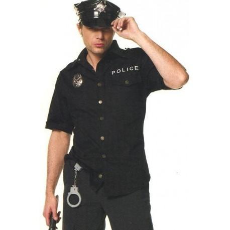 Costume Uniforme de police pour homme