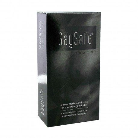 Préservatifs : Spécial Gay : Gay Safe