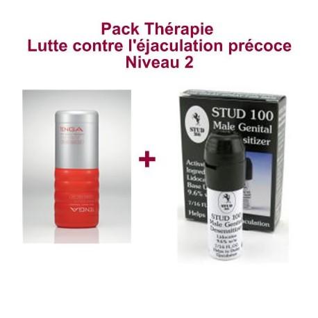 Therapie Pack - Kampf gegen vorzeitige Ejakulation - Level 2