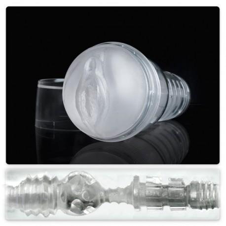 FleshLight : Ice Crystal - Transparent
