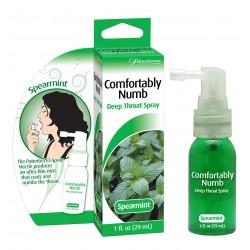 Spray felación garganta profunda - anestesiante