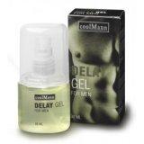 coolMann - Gel retardante de la eyaculación