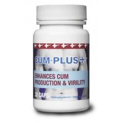 Cum-Plus - Aumente la calidad y el volumen de esperma