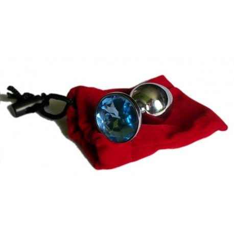 Joya íntima - Rosebud - Consolador anal : 8 colores / 3 tallas disponibles