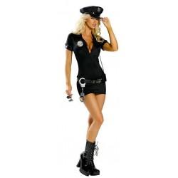 Vestuario: Policía sensual sexy
