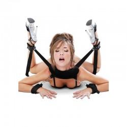 Posición Master - ayuda a las posiciones sexuales - Levante las piernas