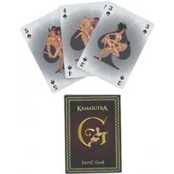 Juego de cartas sex & erótico: Kamasutra