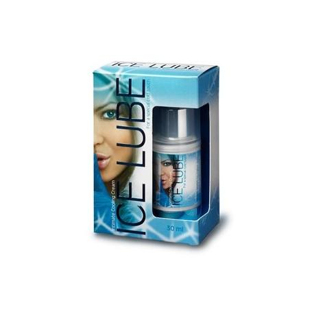 Ice Lube - Gel estimulante efecto hielo, enfría las partes íntimas