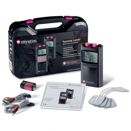 Mystim Tension - Unidad central digital para accesorios de electro-estimulación