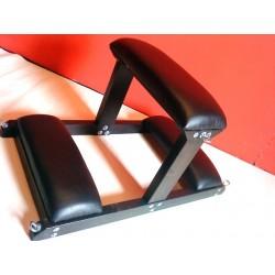 Presentación de muebles: una rodillas - mazmorra SM