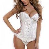 Glamuroso corset victoriano + string