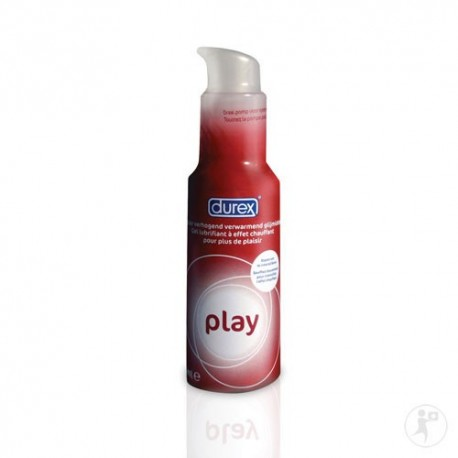 Durex play warming hot - Lubricante con efecto calor