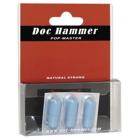 Doctor martillo Pop Master - estimulante alemán n ° 1