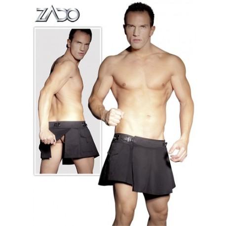Mini falda elegante para los hombres