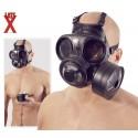 Máscara de látex: Canadá / Dinamarca