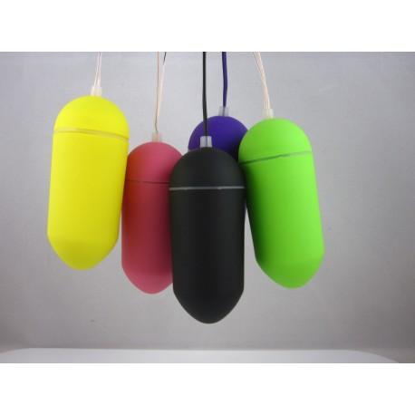Control remoto huevo - simplemente colores vibrantes