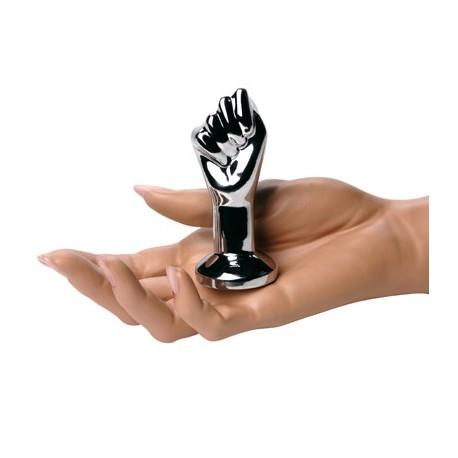 Anal plug metal - Mini Fist Fucking
