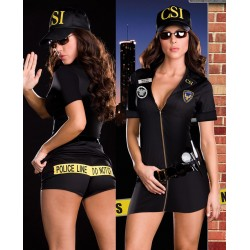 Disfraz de policía sexy