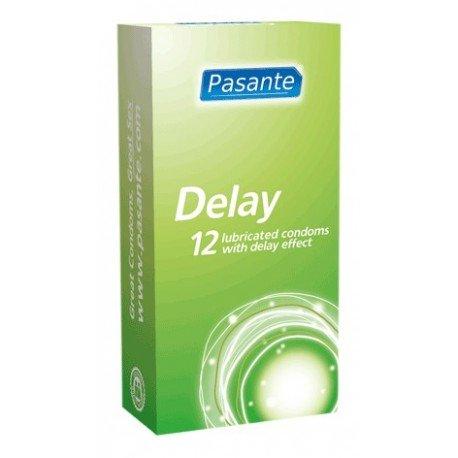 Pasante Delay - retardadores de condones