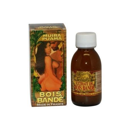 Bois Bandé Muira Puama - Hombre / Mujer: Activa la erección y el deseo