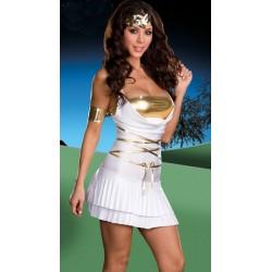 Traje de gladiador - mujer sexy romana