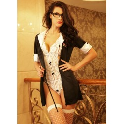 Traje - maestra Sexy