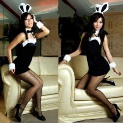 Disfraz de conejita de Playboy