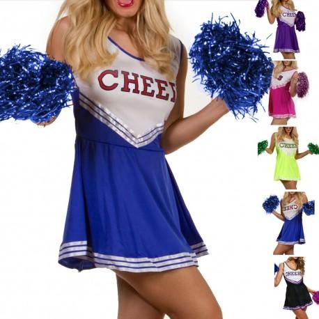 High School secundaria Cheer Leader - vestido de porrista
