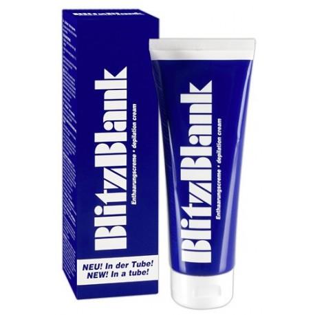 BlitzBlank - Crema depilatoria especial ingles y zonas íntimas