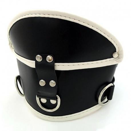 Postura collar BDSM - De Luxe