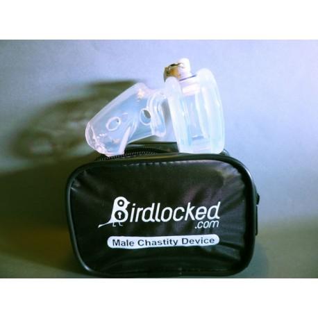 Jaula de Castidad - BirdLocked silicona - 2 diámetros disponibles