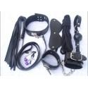 Kit de bondage SM completo - 7 accesorios BDSM
