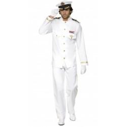 Traje, Uniforme - Comandante de a bordo sexy