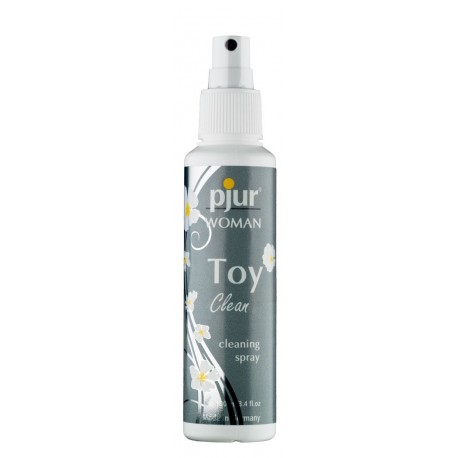 Pjur - Woman Toy Clean - Desinfectante Limpiador sextoys objetos íntimos