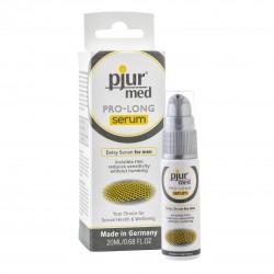 Pjur MED Prolong Serum 20 ml - Reduce la sensibilidad del glande
