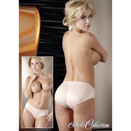 Culotte rellena - aumento volumen nalgas, prótesis removibles