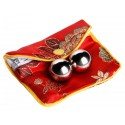 Bolas de geisha de acero inoxidable-ejercicios Kegel