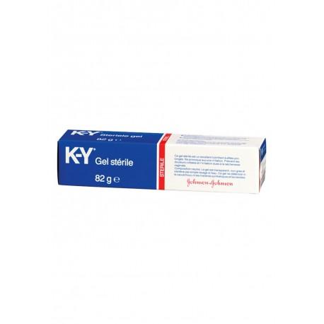 K-Y Jelly Lubricante íntimo - Gel estéril