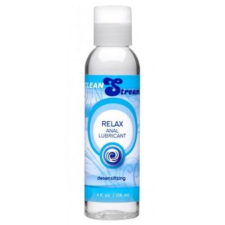 Clean Stream - lubricante anestésico Anal