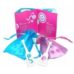 Yes Yes Baby - Pack de lubricantes especial fertilidad