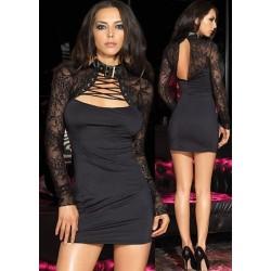 Vestido de fiesta - ClubWear : Encaje Salvaje