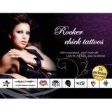 Tatuajes Temporales Sexy - Parte baja espalda