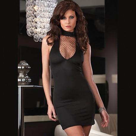 Abendkleid - Clubwear: Sexy Spaltung