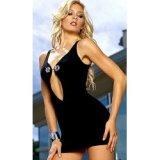 Vestido de fiesta, Clubwear : ¡ Escote de vértigo ! La Atractiva