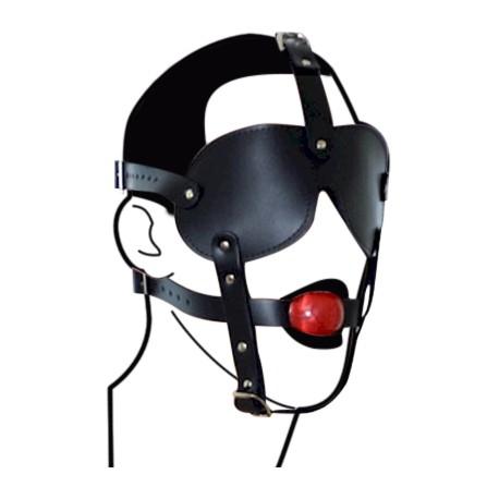 Ball Gag - Gag Bondage Maske