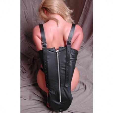 Armfesselsack - Mantel Scheide Arm - Bondage