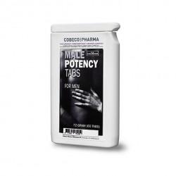 Pastillas erección Male Potency Tab de Coolman para tenerla dura