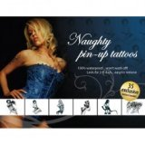 Tatuajes Temporales Sexy - Festivos Pin-up